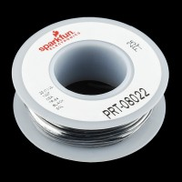 Hook-up Wire - Black (22 AWG)