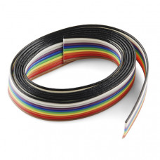 Ribbon Cable - 10 wire (3ft)