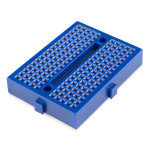 Breadboard - Mini Modular (Blue)