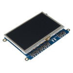 BeagleBone Black Cape - LCD (4.3