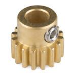 Gear - Pinion Gear (16T; 6mm Bore)