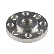 Round Screw Plate - 1/4