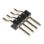 Header - 4-pin Male (SMD, 0.1