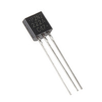 Transistor - NPN (P2N2222A)