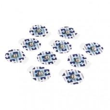 Disposable Surface EMG/ECG/EKG Electrode - 35mm (10 pack)