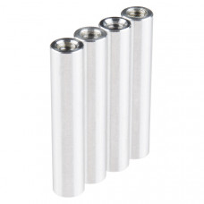 Standoff - Aluminum Threaded (6-32; 1-1/4