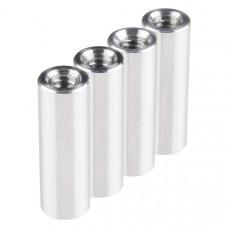 Standoff - Aluminum Threaded (6-32; 3/4