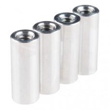 Standoff - Aluminum Threaded (6-32; 5/8