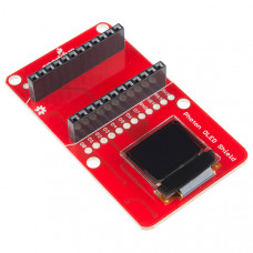 SparkFun Photon Micro OLED Shield