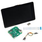 Raspberry Pi LCD - 7