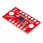 SparkFun Triple Axis Accelerometer Breakout - LIS3DH