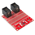 SparkFun ESP32 Thing Environment Sensor Shield