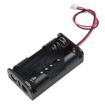 Battery Holder - 2xAA (JST-PH)