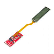 SparkFun Flexible Grayscale OLED Breakout - 1.81
