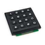 Keypad - 16 Button (Alphanumeric)