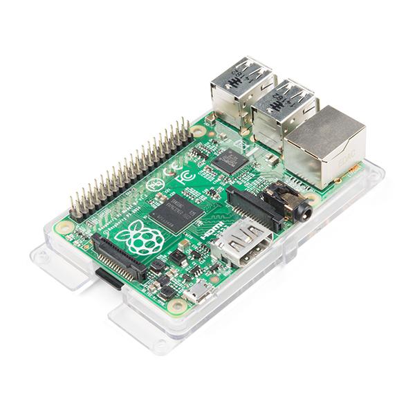 Raspberry Pi 3 B+ Baseplate