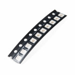 SMD LED - RGB Inolux PI22TAT5R5G5B-2427 (Pack of 10)