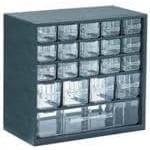 C20P Flambeau Plastic Cabinet 11-1/4 x 12 x 6