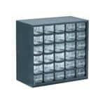 U30P Flambeau Plastic Cabinet 12 x 6 1/4 x 11 1/4