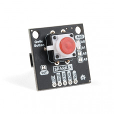 Qwiic Button - Red