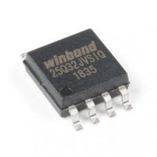 Serial Flash Memory - W25Q32FV (32Mb, 104MHz, SOIC-8)