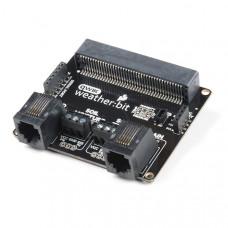 SparkFun weather:bit - micro:bit Carrier Board (Qwiic)