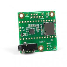 Teensy Audio Adapter Board (Rev D)
