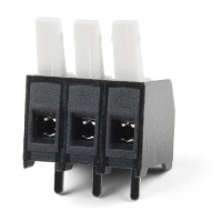 Latch Terminals - 5mm Pitch (3-Pin)