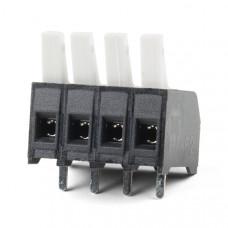 Latch Terminals - 5mm Pitch (4-Pin)