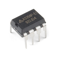 Op-Amp - AS358P (Through-Hole)