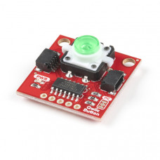 SparkFun Qwiic Button - Green LED