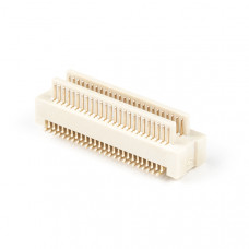 Board to Board Double Slot Female Connector - 50 pin, 0.5mm