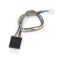 Breadboard to GHR-05V Cable - 5-Pin x 1.25mm Pitch (Single Endpoint)