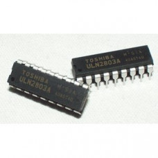 Darlington Driver 8-Channel ULN2803 DIP