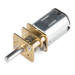 Micro Gearmotor - 110 RPM (6-12V)